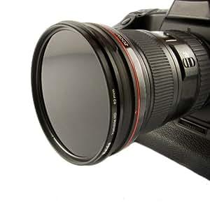 Haida Fader ND Graufilter ND2 - ND400 72mm
