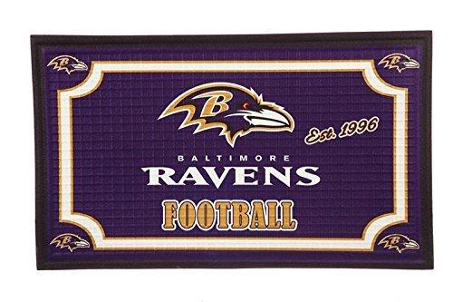Team Sport Amerika 41em3802Baltimore Ravens geprägt Fußmatte