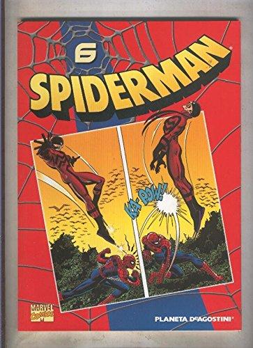 Coleccionable Spiderman volumen 1 numero 06