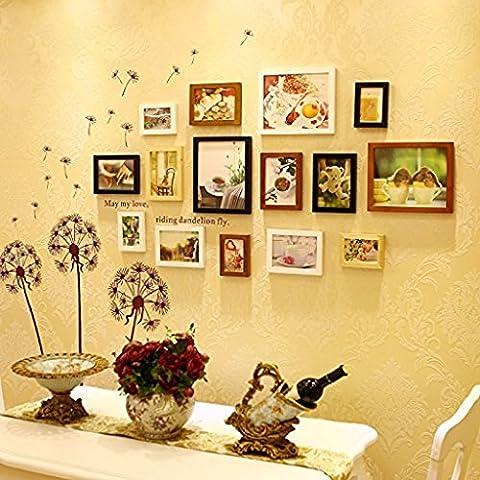 Creative adesivi da parete Quattro Mix e Match La Foto da Parete Pittura Core