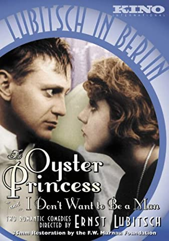 Lubitsch in Berlin: Oyster Princess & I Don't Want [Import USA Zone 1]