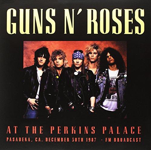 At the Perkins Palace -Pasadena Ca. Dece