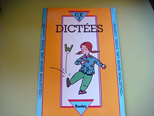SAV.LEC/DICTEES CE2 (Ancienne Edition)