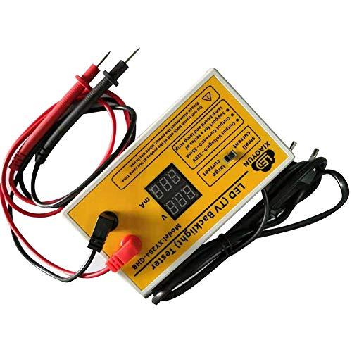 Tester per retroilluminazione lcd, rilevatore di sorgente luminosa per riparazioni di sicurezza xy284,0~35mah scheda di illuminazione a led