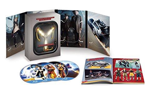 DVD Regreso Al Futuro Edición 30 Aniversario