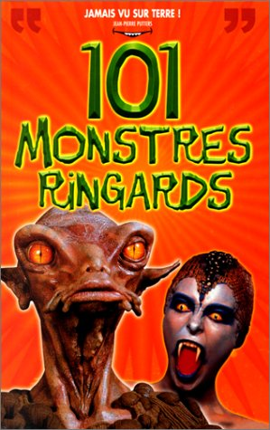 101 monstres ringards