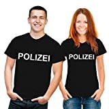 Polizei - T-Shirt L - T-Shirt M
