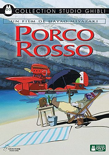 Porco Rosso - Edit. Simple (F)
