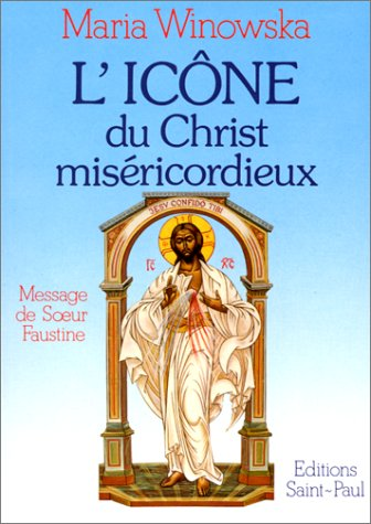 ICONE DU CHRIST MISERICORDIEUX