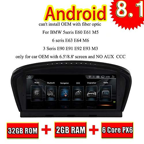 ▷ Android Bmw Radio E60 for Online Sale - Wampoon Buyer's