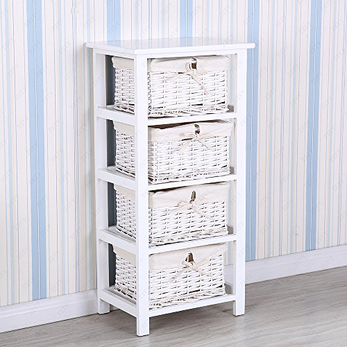 Superieur ... Wicker Basket Storage Unit. Sale! 🔍. On Sale
