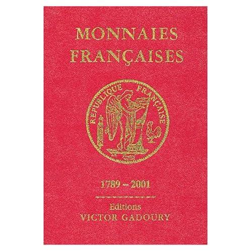 Monnaies françaises, 1789-2001