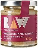 Raw health Purée de Sésame Cru Tahini Bio 170 g - Lot de 3