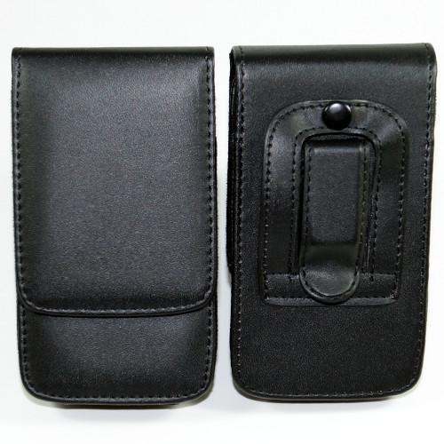 Vertikal Handytasche Tasche Etui Hülle Case 5,1-5,3 Zoll für doro Liberto 820 Mini