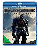 Transformers 5 - The Last Knight  (+ Blu-ray)