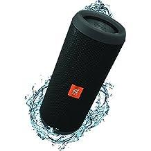 JBL Flip 3 - Altavoz portátil con Bluetooth (Micro USB, 3000 mAh), color negro