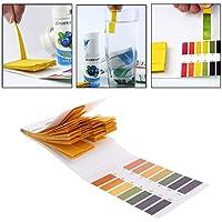 Autone 80 pz test Paper 1 – 14PH soluzione strisce tornasole Tool kit  indicatore acquario stagno 3d1d40ee9d224