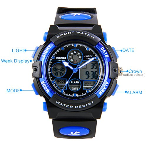 Hiwatch-Kids-Watches-Boys-Girls-Waterproof-Sports-Digital-Wrist-Watch-for-Youth