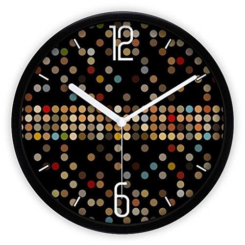 arte Ysayc Orologio da parete di arte di modo orologio