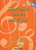 Rapp Verlag Klarinette lernen mit Spaß 1 -