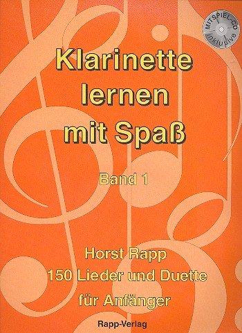 Rapp Verlag Klarinette lernen mit Spaß 1