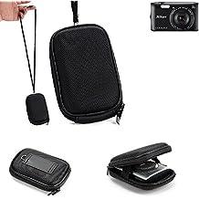 Per Nikon Coolpix A300 Custodia rigida borsa per fotocamera compatta Kit Eva Trasporto viaggio resistente agli urti, impermeabile per Nikon Coolpix A300 | scossa leggera EVA protettiva - K-S-Trade(R)