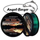Angel-Berger Spezial Line Angelschnur Hecht 300m
