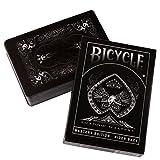 USPCC Kartenspiel Bicycle Shadow Masters von Ellusionist - Kartenspiele - Zaubertricks und Magie