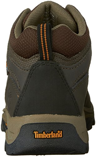 Timberland Boys  Mt  Maddsen FTK Mt  Maddsen Mid WP Cold lined classic boots half length  Brown  dark Brown   4 5 UK   37 5 EU   5 US