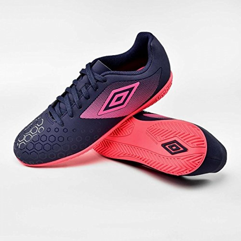 Umbro Erwachsene Stiefel Fußball UX Accuro II Sohle glatt lila/pink