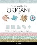 Coffret L'encyclopédie des origami