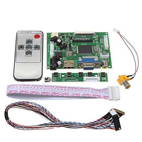 Ils - LCD Controller Board DIY Assembly Satz Für 1366x768 15,6 Zoll LP156WH4 (TL) (A1) LED Bildschir
