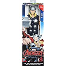 Avengers Marvel Figura Titan Thor (Hasbro C0758ES0)