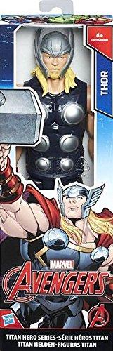 Hasbro Avengers C0758ES0 - Titan Hero Figur Thor, Actionfigur - Thor Action Figur