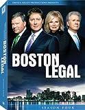 Boston Legal: Season 4 [DVD] [Region 1] [US Import] [NTSC]