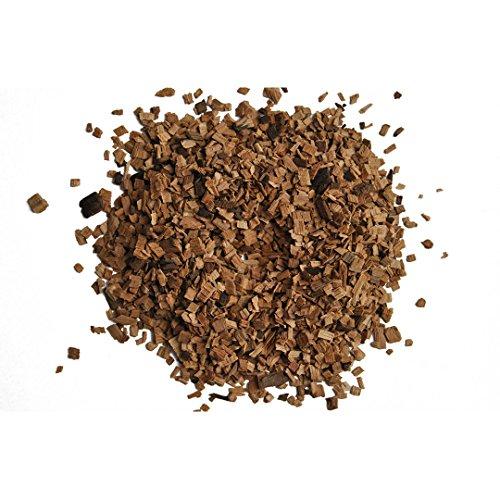 AlcoFermBrew VIRUTAS DE Roble DE Jerez 1 kg - de barriles de Jerez (Oloroso) - para Dar Sabor al Whisky, Vino, Cerveza, luz de Luna - para elaboración casera y vinicultura