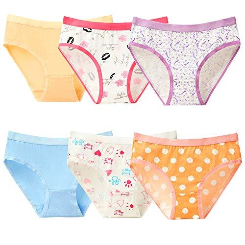95f8f1fc7f92f2 Anntry Femmes Grandes Filles - sous-vêtements en Coton