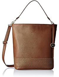 Diana Korr Women's Shoulder Bag (Brown) (DK06HBRW)