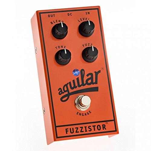 Pedal de Fuzz para bajo con el clásico sonido de transistores de silicio