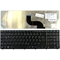 Acer AEZYDG00110, Acer Aspire E1-521, Acer Aspire E1-521-0851, Acer Aspire E1-531, Acer Aspire E1-531-10004G50Mnks Black Version 2 (Please check the picture) German Replacement Laptop Keyboard preiswert