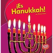 ¡es Hanukkah! (It's Hanukkah!) (Bumba Books en español - ¡Es una fiesta!/ It's a Holiday!)