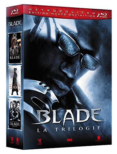 Blade : La trilogie [Francia] [Blu-ray]
