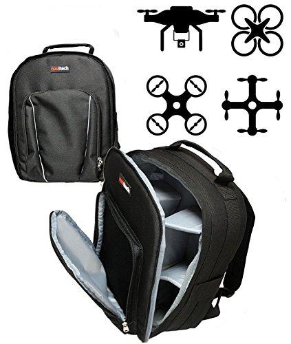 Navitech-Hartschalen-Reise-Schulter-Rucksack-Backpack-Bag-Case-Kasten-fr-Parrot-bebop-drone-ALDI