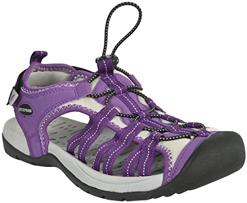 Trespass Facet, Sandali a Punta Chiusa Donna Viola (Purple)