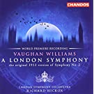 A London Symphony (Symph. N 2) Version Originale De 1913 + George Butterworth