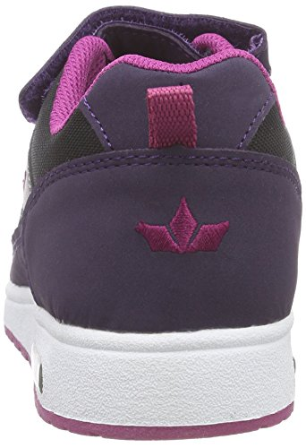 Lico - Cool Vs, Scarpe fitness Bambino Multicolore (schwarz/lila/pink)