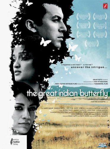 Bild von The Great Indian Butterfly (2007) (Hindi Film / Bollywood Movie / Indian Cinema DVD) by Koel Purie