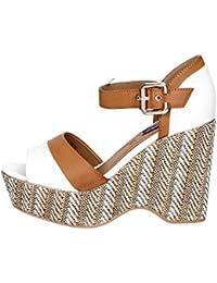 Wrangler WL171642 Zapatos De Cuña Mujer