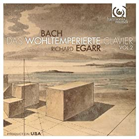 Well-Tempered Clavier, Book II, Bwv 870-893: Prelude Xxiii In B Major, Bwv 892