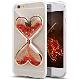 Coque iPhone 5C Étui Housse Transparent Liquid Diamant Strass Cristal Brillant...